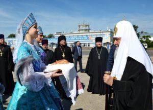 Копия встреча патриарха