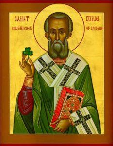 Русская Церковь отмечает день памяти святого Патрика