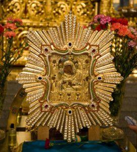 Икона-Почаевской-Божей-Матери