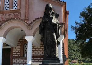 В Греции освятят памятник преподобному Силуану Афонскому, подаренный Россией