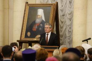 Глава РАН привел в пример работавшего в академии митрополита Макария