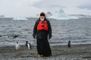 патриарх и пингвины