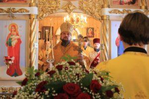 владыка в свято-никольском
