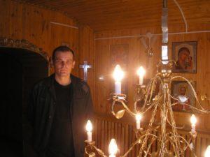 Олег Романьков автор оригинального паникадила для храма