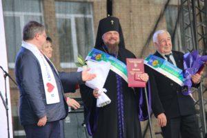 Архиепископ Питирим стал Почетным гражданином города Сыктывкара