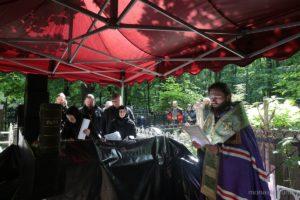 В Москве обретены мощи основательницы Серафимо-Знаменского скита прписп. Фамари