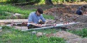 Археологи нашли руины снесенного в начале XX века храма в центре Москвы