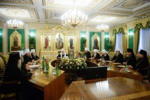 В храмах Московского патриархата приостанавливают молитвенное поминовение патриарха Варфоломея