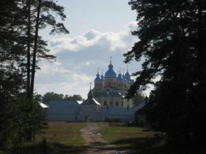 Коневский монастырь на острове в Ладожском озере будет принимать паломников круглый год