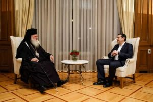 В Греции могут перестать платить государственную зарплату священнослужителям