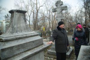 В Екатеринбурге туристам предлагают необычную экскурсию по Ивановскому кладбищу