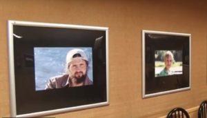В Усинске открылась персональная выставка фоторабот владыки Марка