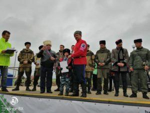 В Сыктывкаре прошел фестиваль «Игры настоящих мужчин»