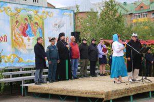 В Сыктывкаре прошел XV военно-патриотический Троицкий слет «Служу Отечеству»