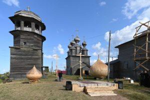 Патриарх пообещал решить проблему сохранения уникальных северных храмов России