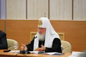 Предстоятель Русской Церкви  об опасности внедрения цифровых технологий