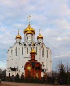 Сыктывкарская епархия празднует день рождения