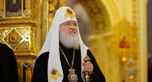 Патриарх Кирилл соболезнует в связи с кончиной священников Матфея Стаднюка и Всеволода Чаплина