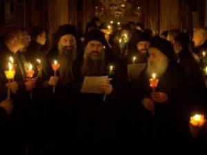 Во всех афонских монастырях одновременно помолятся об избавлении мира от пандемии