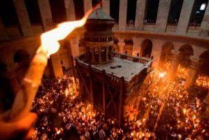 В Израиле разрешили провести церемонию получения Благодатного огня