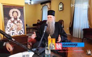 Епископ Иоанникий: народ требует возобновления крестных ходов в Черногории