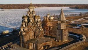 Спустя 40 лет в знаменитой Преображенской церкви в Кижах пройдет служба