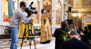Таинства требуют очного общения – Владимир Легойда ответил на вопрос о церковной жизни «на удаленке»