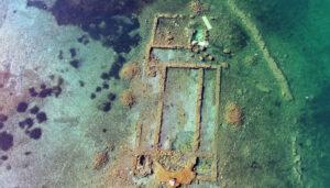 На дне озера в Турции обнаружили 1500-летний храм