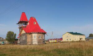 Священник из Нювчима открыл краудфандинговый проект по строительству гостевого дома