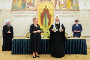 Патриарх Кирилл призвал избегать формализма в преподавании основ православия в школах